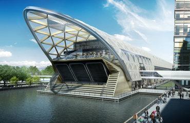 Mặt dựng GRC ứng dụng cho những công trình nào, mặt dựng GFRC, bê tông sợi thủy tinh