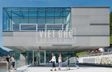 Vật liệu GRC và thiết kế xây dựng bền vững