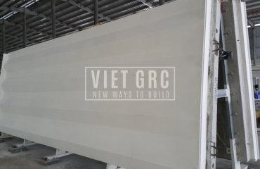Hỗn hợp sản xuất GRC, GFRC, bê tông sợi thủy tinh
